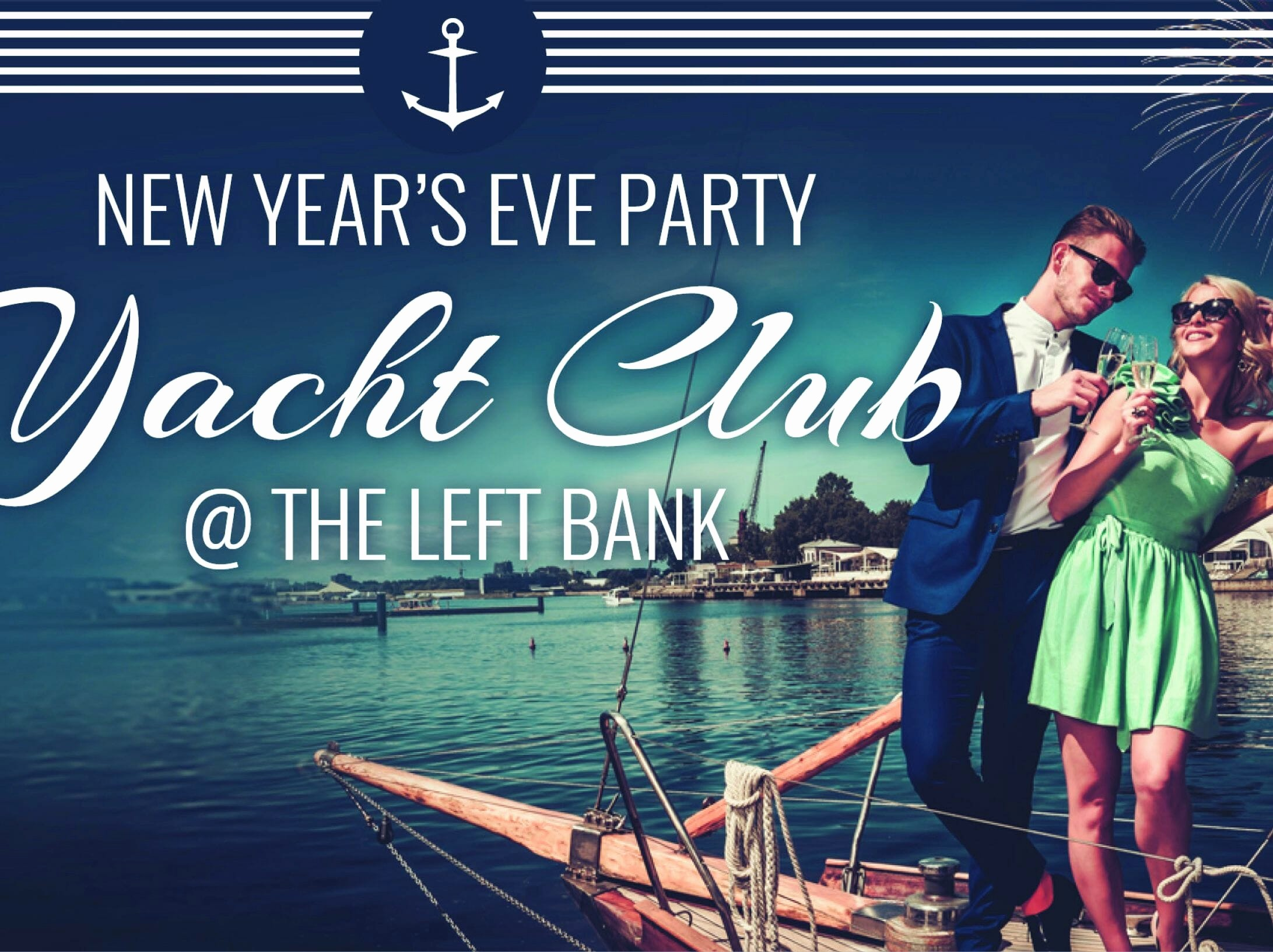 New Years Eve Party Checklist Fresh New Years Eve 2015 16 'yacht Club' Party