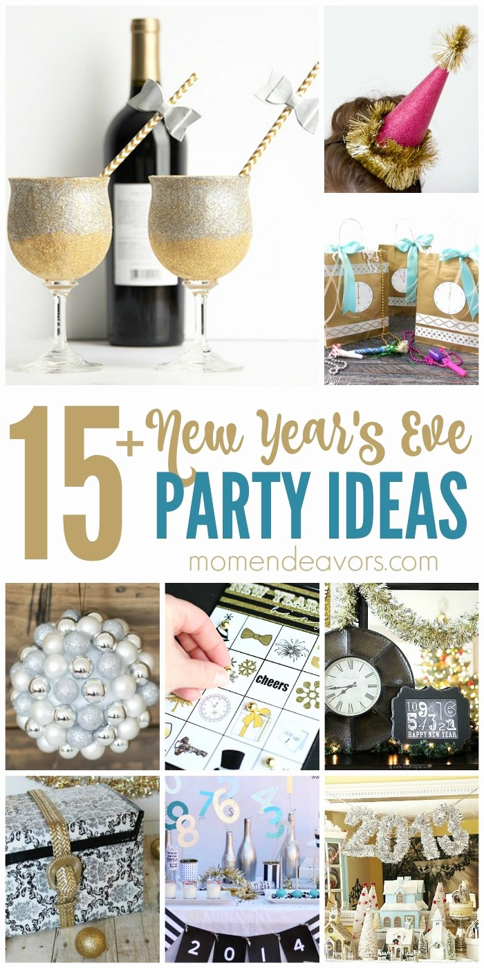 New Years Eve Party Checklist Fresh Simple Diy Party Hats