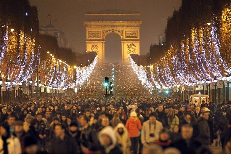 New Years Eve Party Checklist Luxury How to Watch France New Years Eve 2018 Fireworks Live