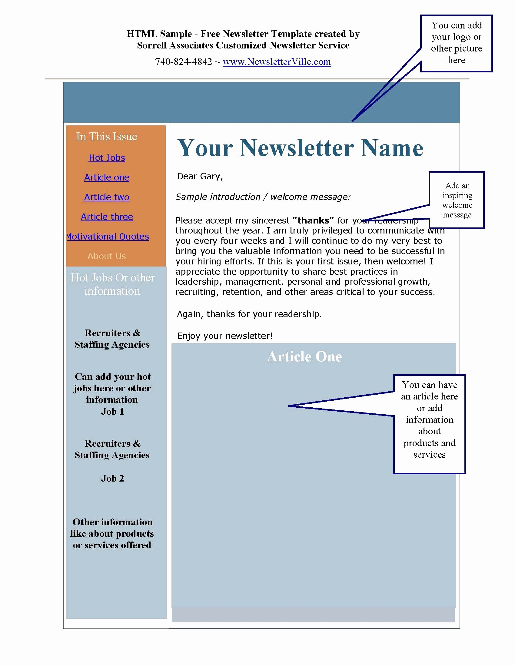 News Letter Templates In Word Best Of Ms Word Newsletter Templates Portablegasgrillweber