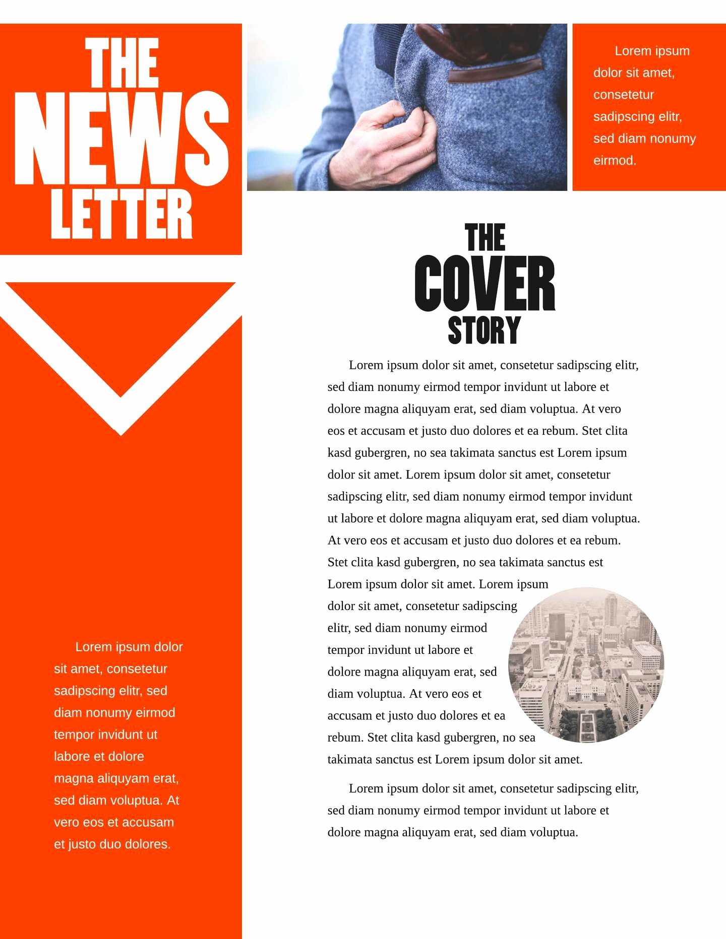 News Letter Templates In Word Fresh Free Printable Newsletter Templates & Email Newsletter
