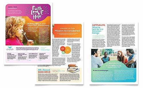 Newsletter Design Templates Free Download Beautiful Free Newsletter Templates