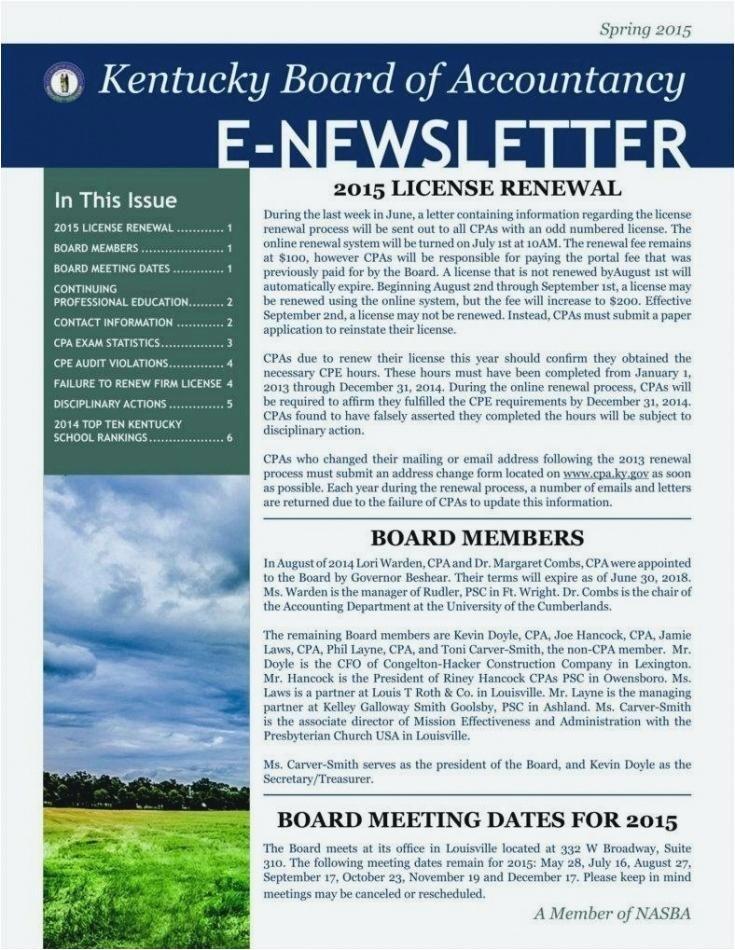 Newsletter Design Templates Free Download Best Of 21 Free School Newsletter Templates