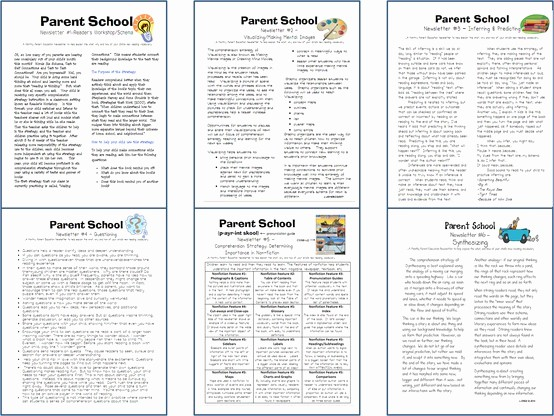 Newsletter for Parents From Teachers Beautiful Parent Munication the Best Approach is the Constant