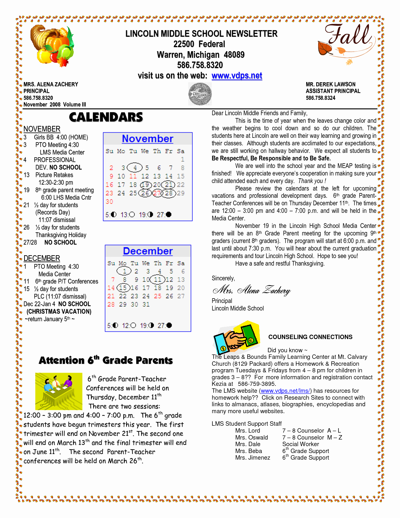 Newsletter for Parents From Teachers Best Of School Newsletter Templates