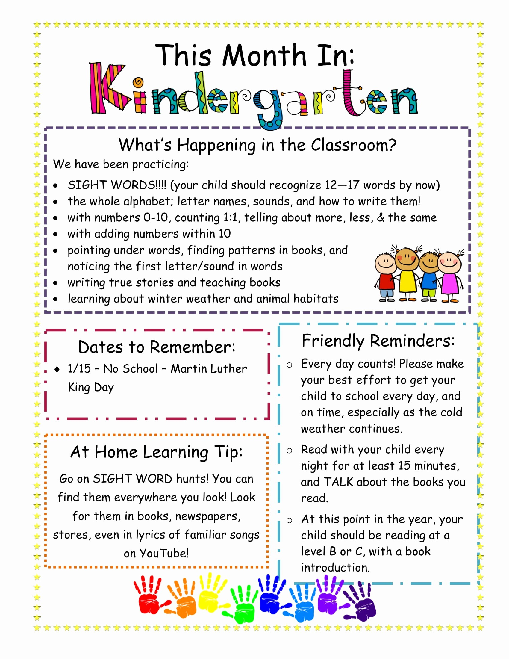 Newsletter for Parents From Teachers Fresh Grade Newsletters Archive 2017 2018 Ps Ms 29 the