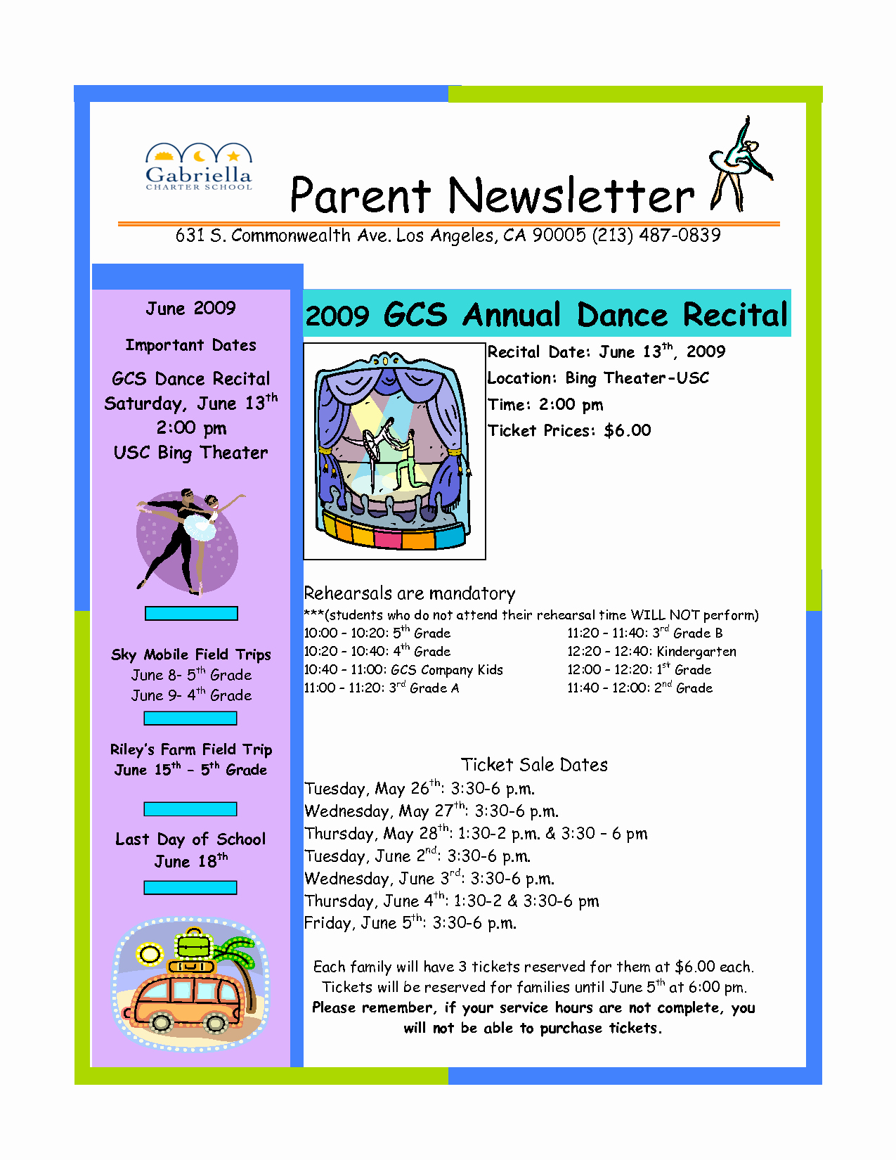 Newsletter for Parents From Teachers Inspirational Best S Of Parent Newsletter Template Elementary