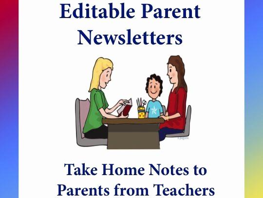Newsletter for Parents From Teachers Lovely 259 Best Classroom Management Images On Pinterest