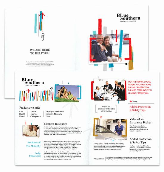 Newsletter Templates for Microsoft Word Lovely Ms Word General Insurance Newsletter Template
