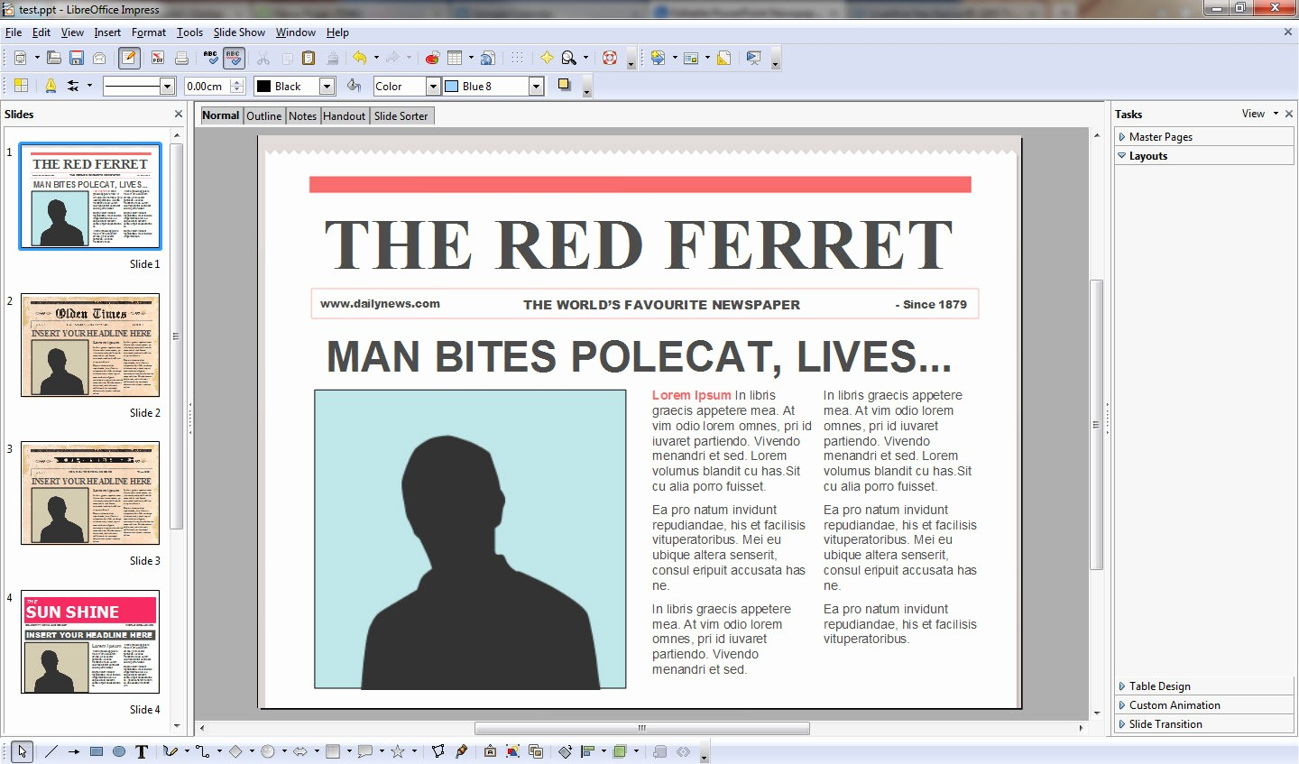 Newspaper Template for Word 2013 New Best S Of Newspaper Template Publisher Microsoft