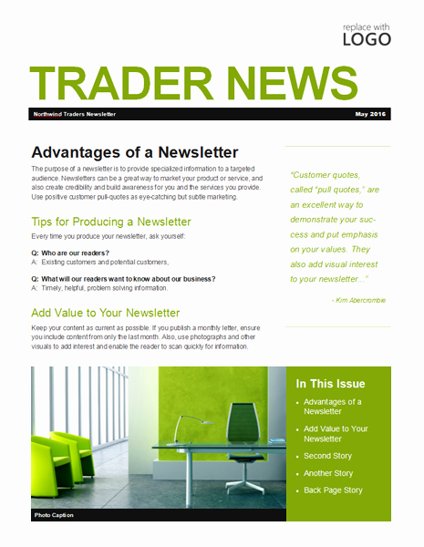 Newspaper Template for Word 2013 Unique Best S Of Microsoft Fice Publisher Newsletter