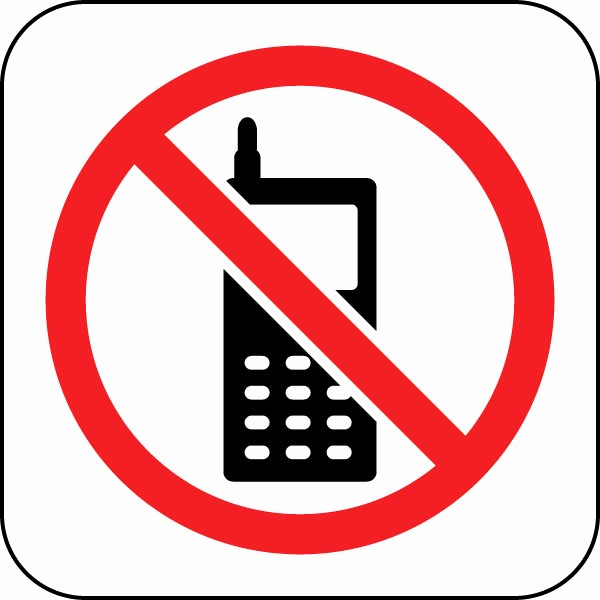 No Cell Phone Use Sign Fresh No Cell Phone Use Signs Clipart Best