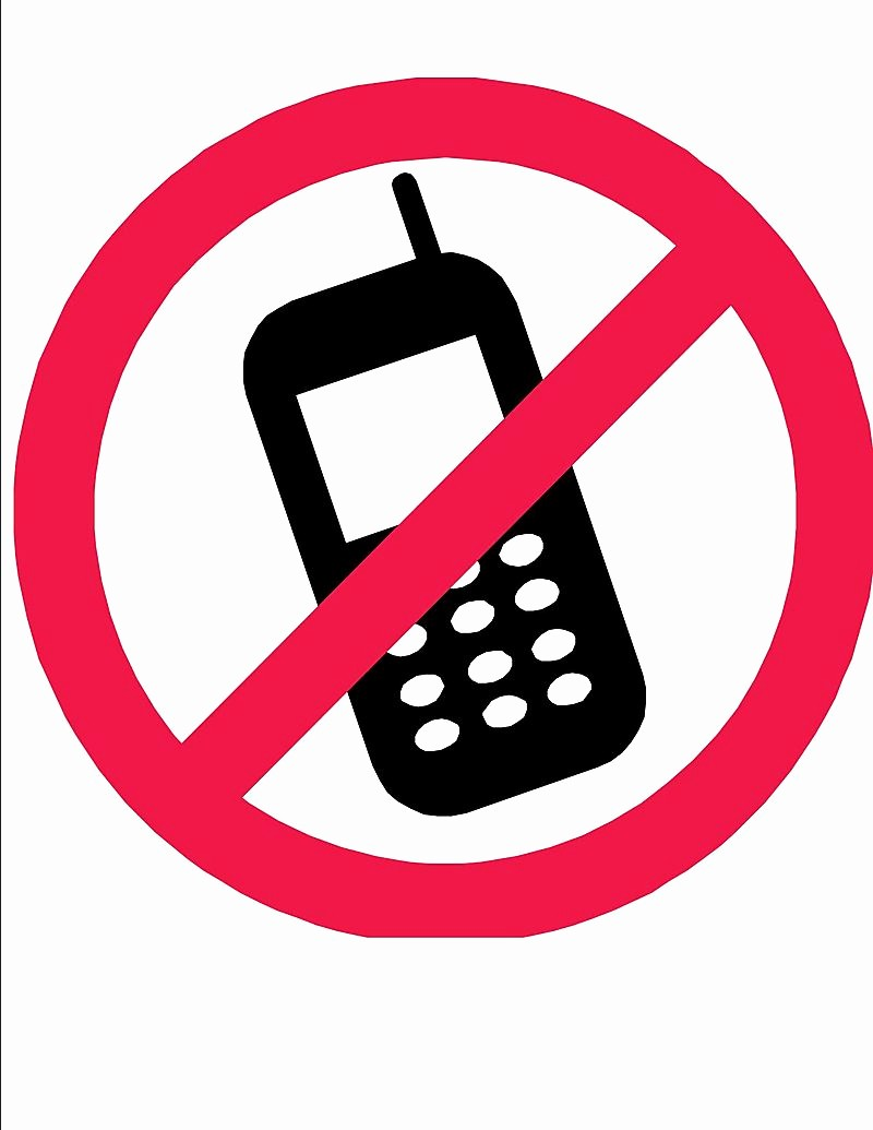 No Cell Phone Use Sign Unique Free Printable No Cell Phone Sign Download Free Clip Art