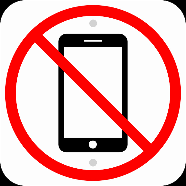 No Cell Phone Use Sign Unique No Cell Phone Sign Custom Signs