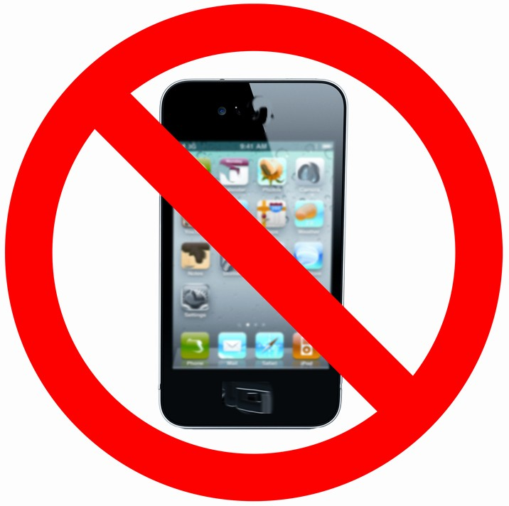 No Cell Phone Use Sign Unique Use Corded Landlines – Emf Safety Network