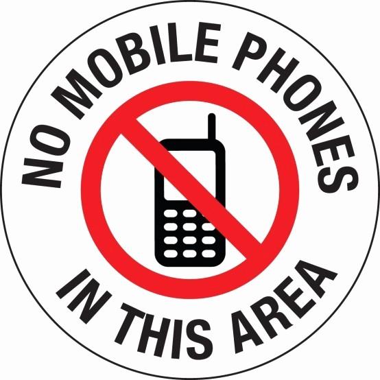 No Cell Phones Sign Printable Fresh Logistics & Materials Handling Blog
