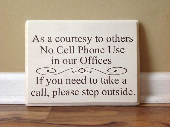 No Cell Phones Sign Printable New 17 Best Ideas About No Cell Phones On Pinterest