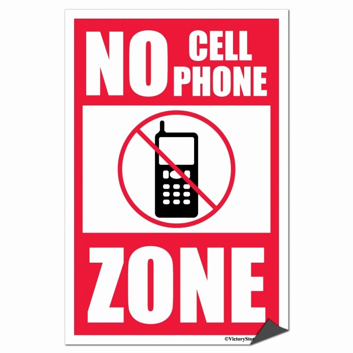 No Cell Phones Sign Printable New Printable No Cell Phone Sign Cliparts