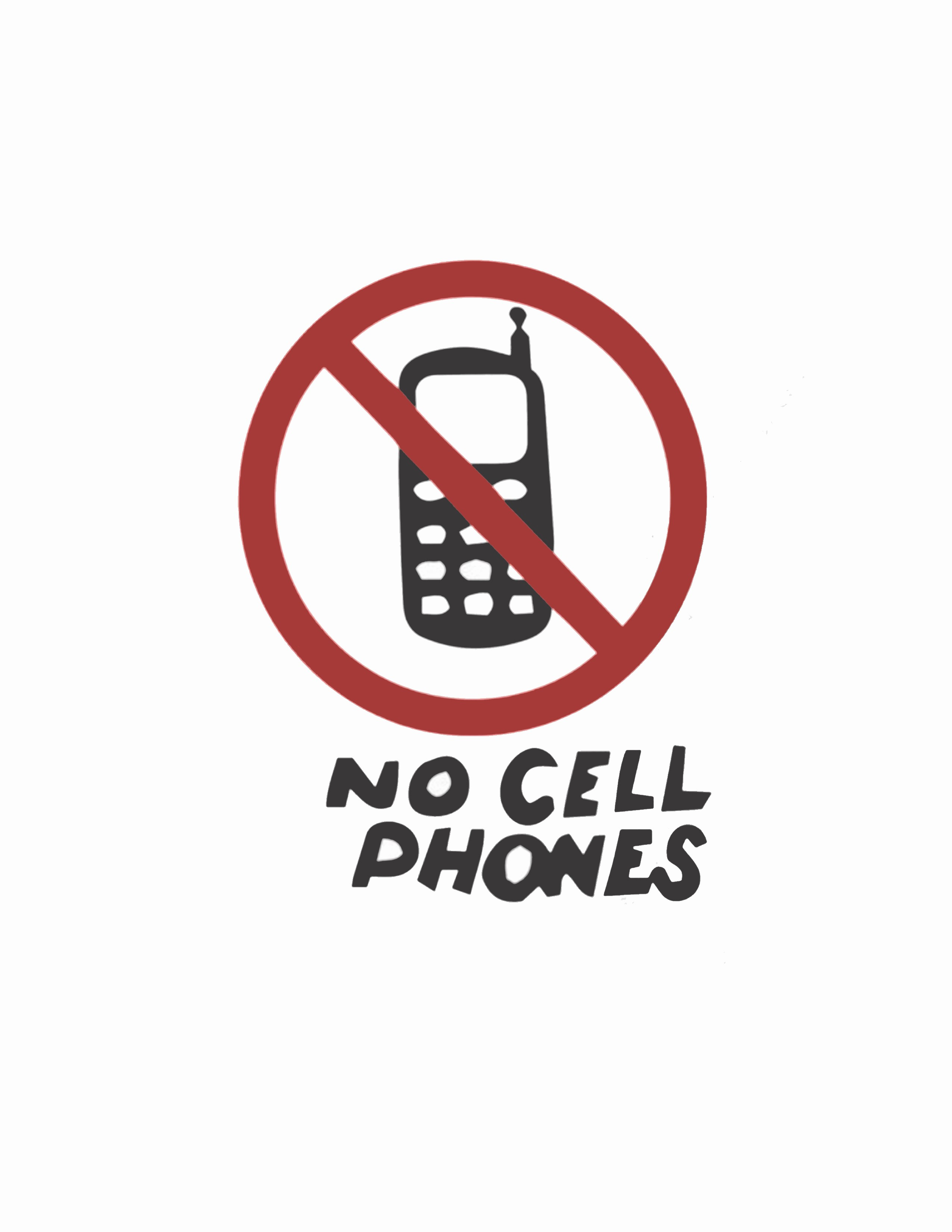 No Cell Phones Sign Printable Unique Everything You Need for A Gilmore Girls Binge Party for