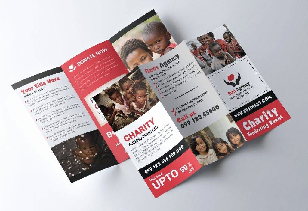 Non Profit organization Brochure Sample Awesome 15 Nonprofit Brochure Examples Editable Psd Ai