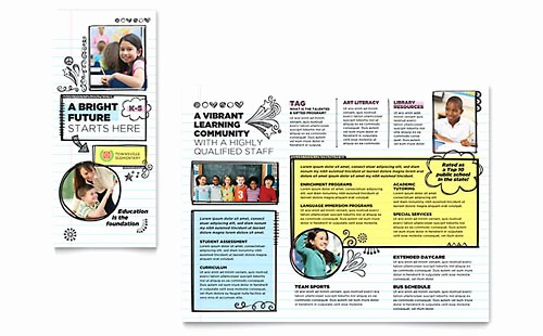 Non Profit organization Brochure Sample Beautiful Non Profit Brochures & Flyers Word & Publisher Templates