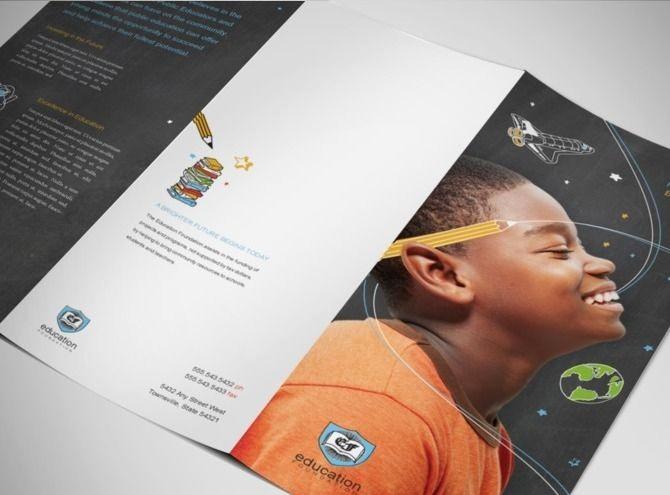 Non Profit organization Brochure Sample Fresh 119 Best Brochure Design Images On Pinterest