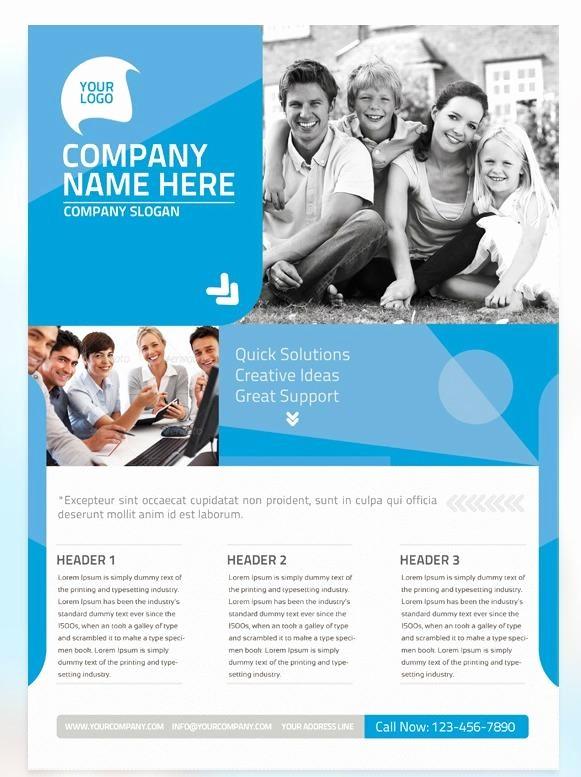 Non Profit organization Brochure Sample Lovely 7 Free Flyer Templates for Non Profit organizations