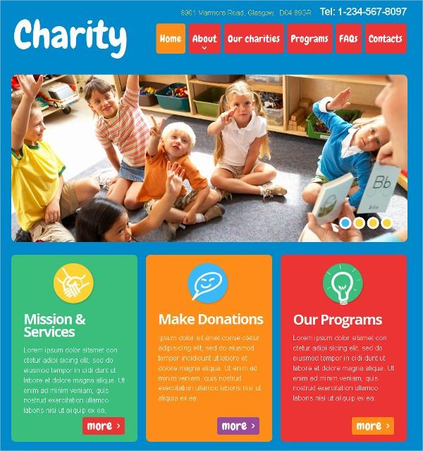 Non Profit organization Brochure Sample Luxury 15 Nonprofit Brochure Examples Editable Psd Ai Indesign