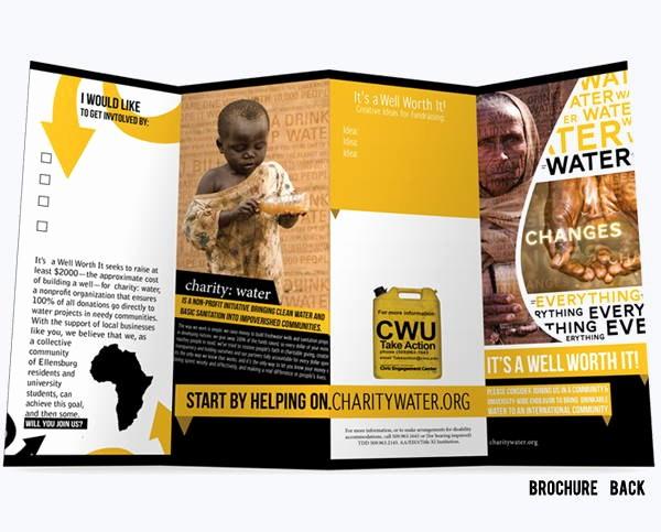 Non Profit organization Brochure Sample New 7 Corporate Fundraising Brochures Editable Psd Ai