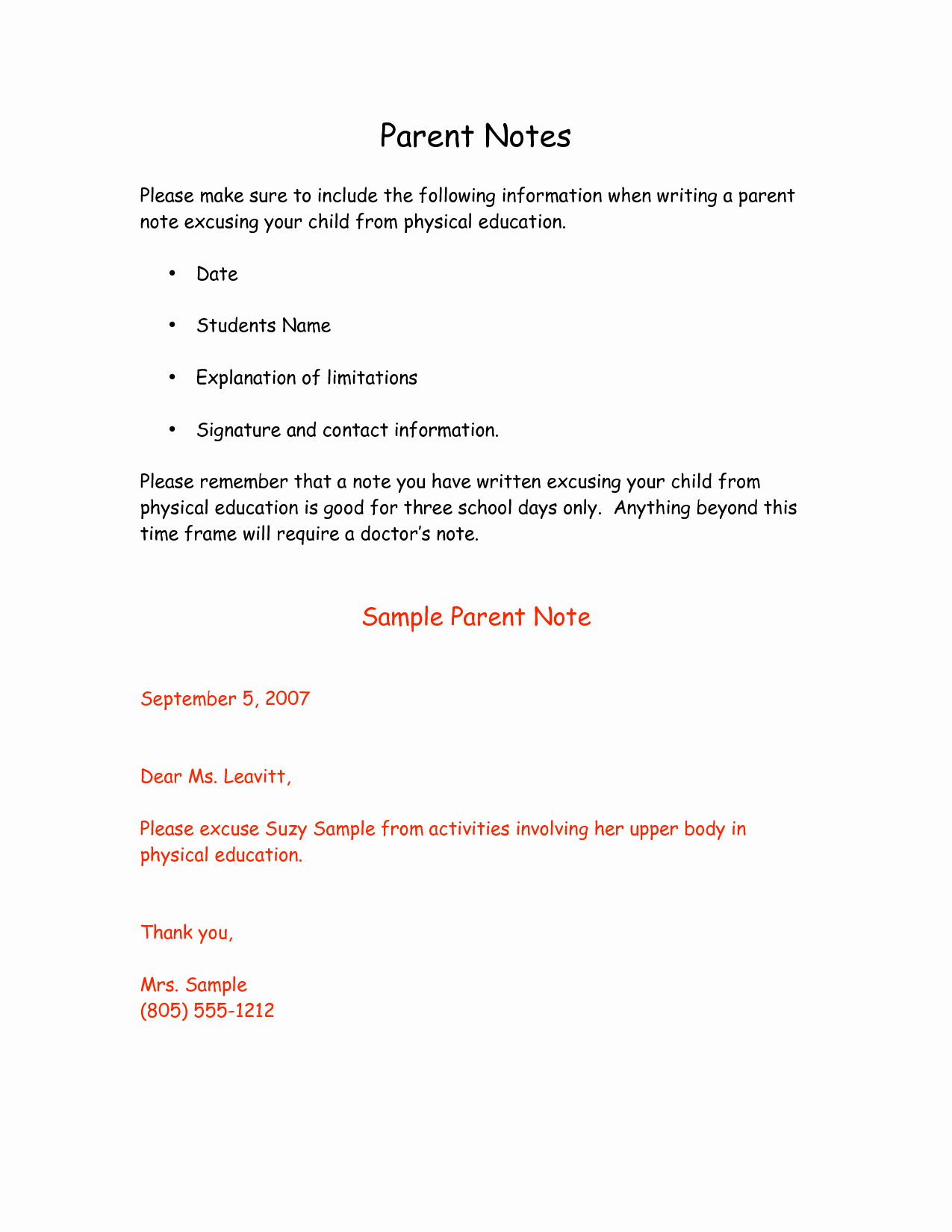 Note to School for Absence Best Of 9 Best Of for School Doctors Note Template Free