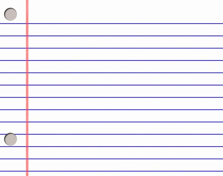 Notebook Paper Background for Powerpoint Awesome Notebook Paper Pc Background Avr