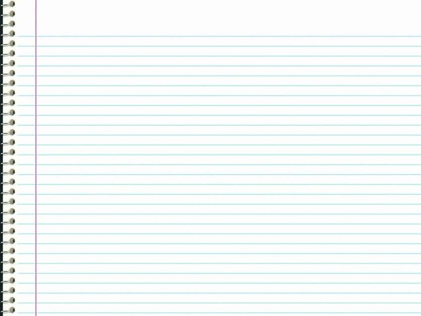 Notebook Paper Background for Powerpoint Elegant Notebook Paper Background for Powerpoint