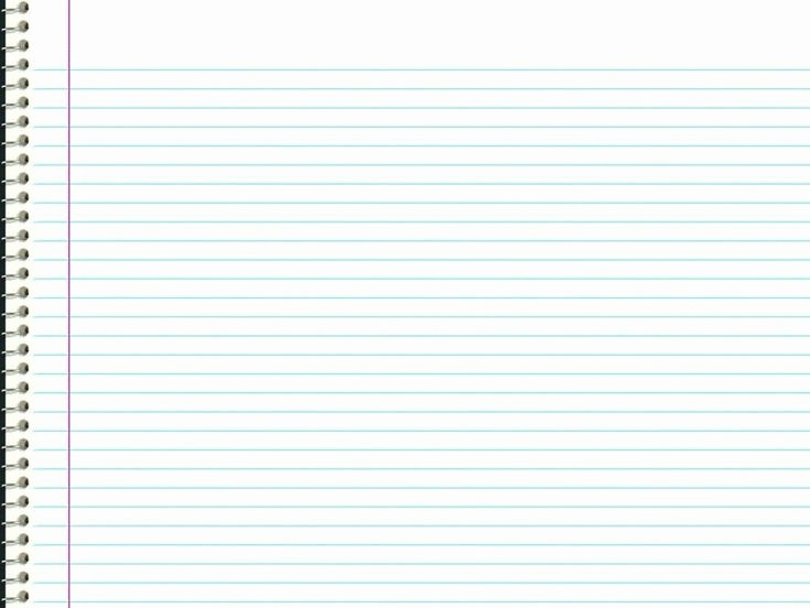 Notebook Paper Background for Powerpoint Elegant Textures Notebook Paper Design Powerpoint Templates and