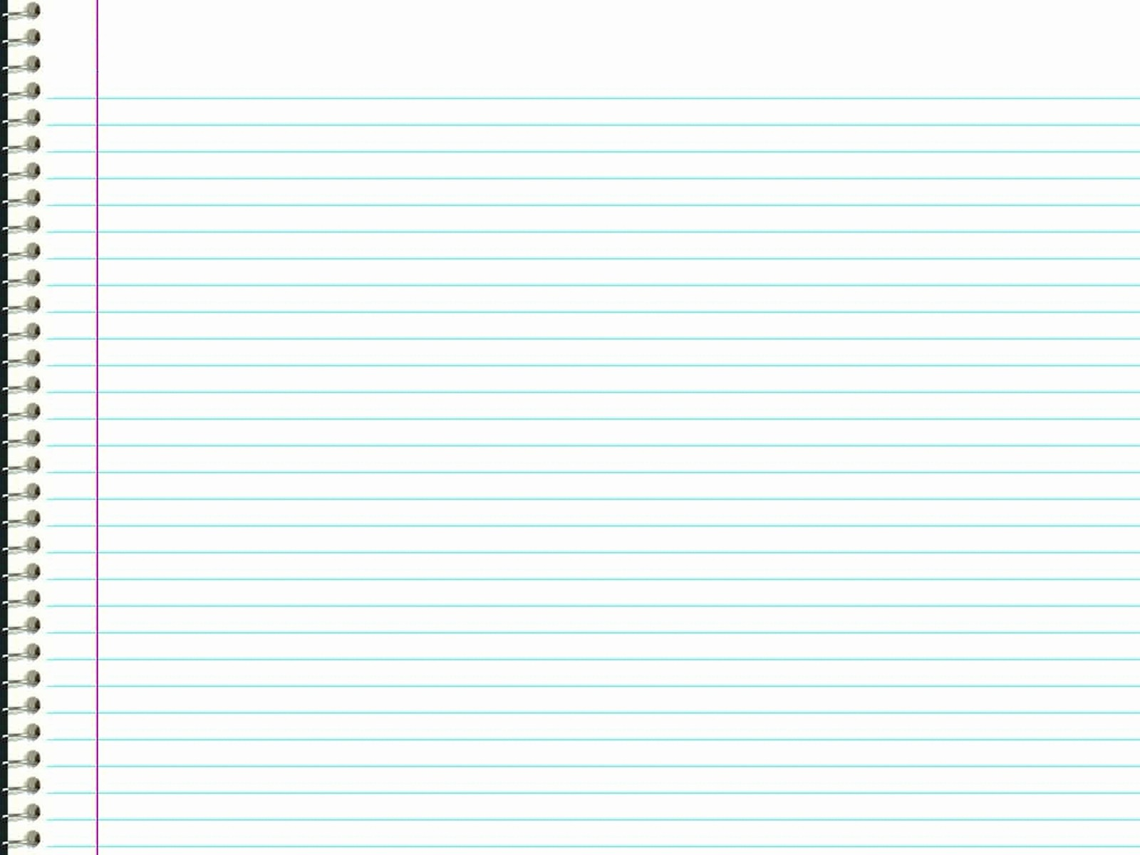 Notebook Paper Background for Powerpoint Inspirational Notepad Powerpoint Template – Freetmpl