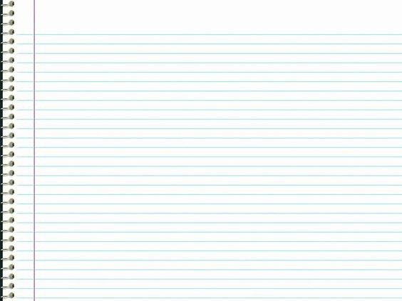 Notebook Paper Background for Powerpoint Unique Textures Notebook Paper Design Powerpoint Templates and
