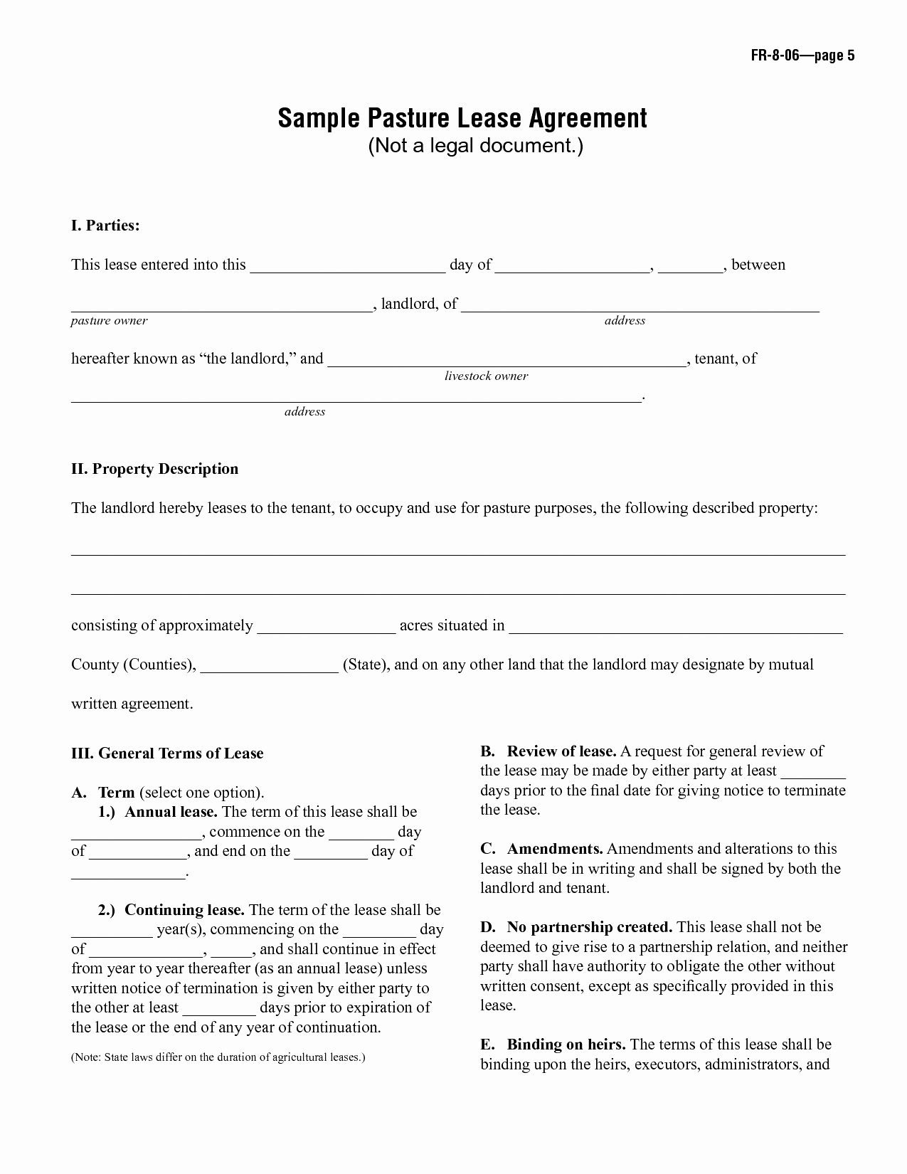 Notice Of Lease Violation Template Best Of Blank Lease Agreement Example Mughals