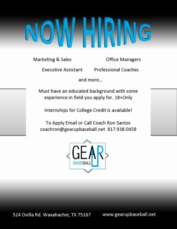Now Hiring Flyer Template Free Inspirational 8 Best Of Hiring Poster Template Sample Job Fair