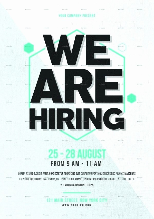 Now Hiring Flyer Template Free Inspirational Hiring Template Psd now Puter Templates and Backgrounds