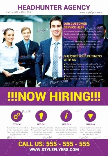 Now Hiring Flyer Template Free Luxury now Hiring Psd Flyer Template Styleflyers