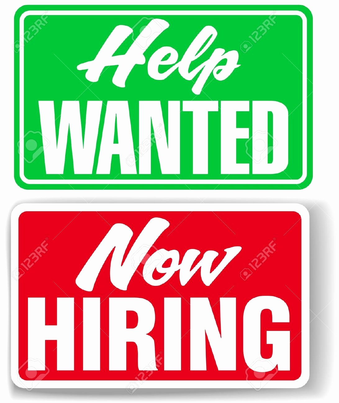 Now Hiring Sign Template Free Best Of now Hiring Clipart