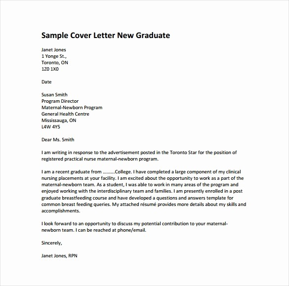 Nursing Cover Letter Template Word Lovely 8 Nursing Cover Letter Templates Free Sample Example