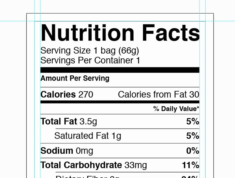 Nutrition Facts Label Template Excel Beautiful Nutrition Label Template Word
