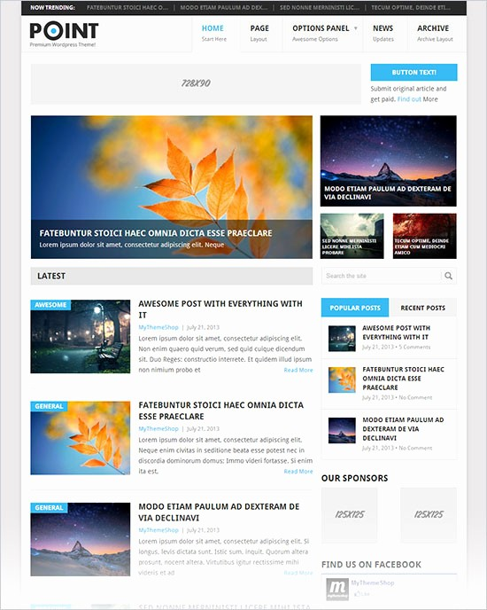 Office 2013 Background theme Download Awesome 12 Best Free Blog & Business Wordpress themes for October