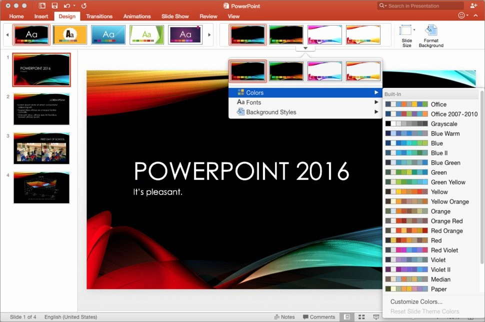 Office 2013 Background theme Download Best Of Microsoft Powerpoint 2016 Download Für Mac Kostenlos