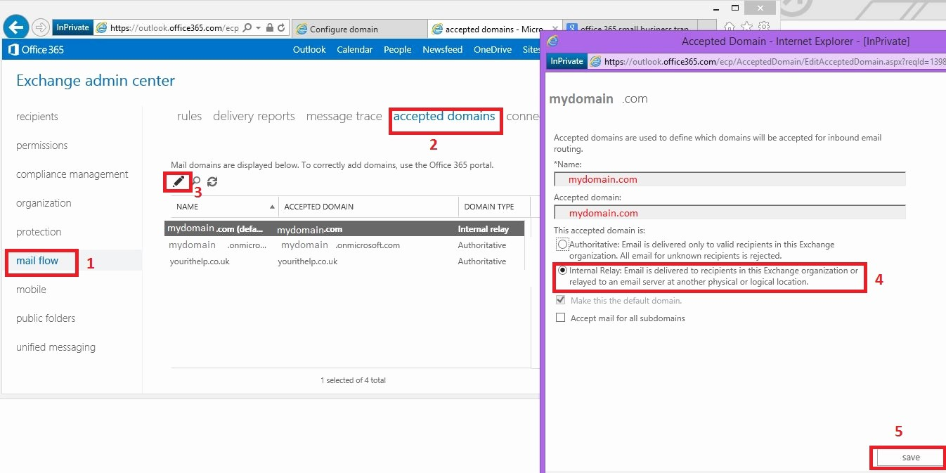 Office 365 Email Login Portal New Fice 365 How to Create A Catchall Wildcard Address In