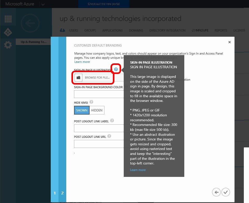 Office 365 Email Login Portal New solved How to Brand the Fice365 Azure Sign In Page