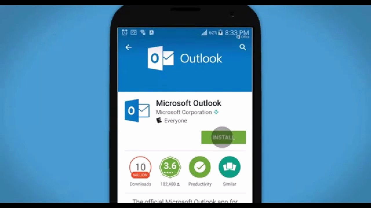Office 365 Email Sign Up Elegant How to Set Up Outlook 2016 From Fice 365 On An android