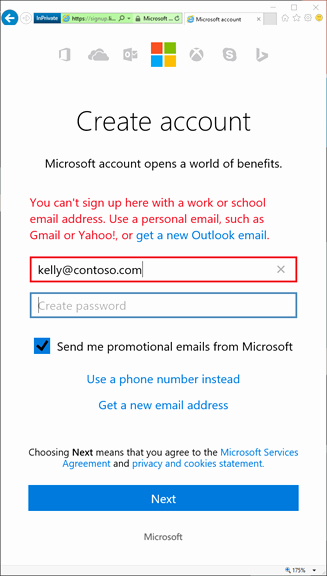 Office 365 Email Sign Up Fresh Cleaning Up the Azuread and Microsoft Account Overlap