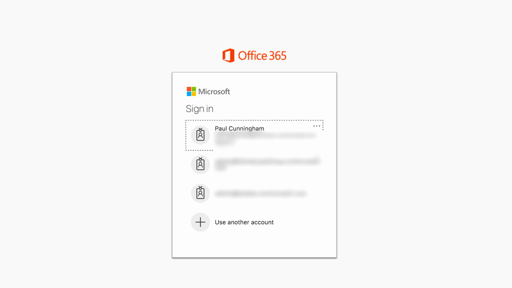 Office 365 Online Sign In Awesome Surprise New Fice 365 Sign In Experience for End Users