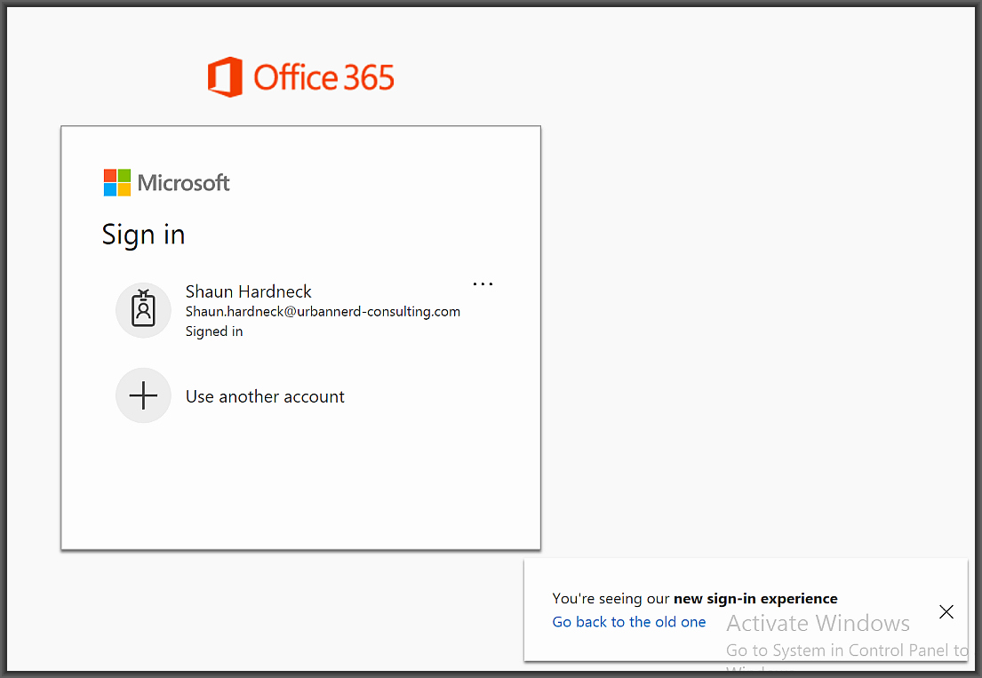 Office 365 Online Sign In Beautiful New Microsoft Fice 365 Sign In Experience